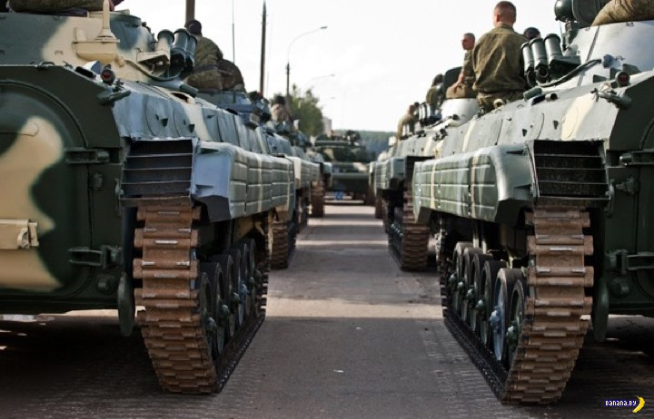 Зеленский про переброску российских войск