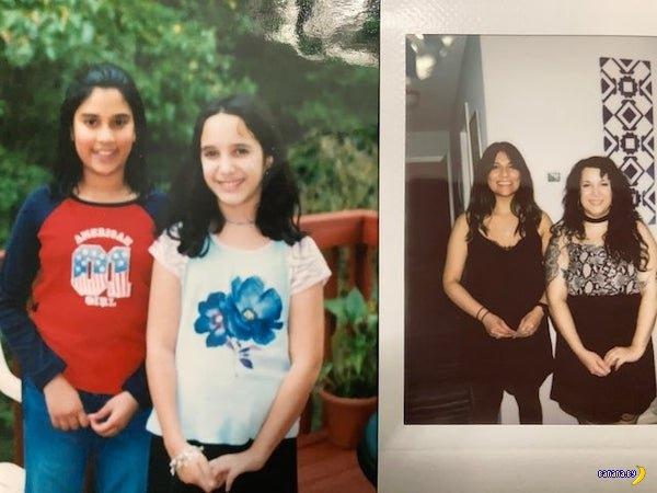 Воссоздание старых семейных фоток