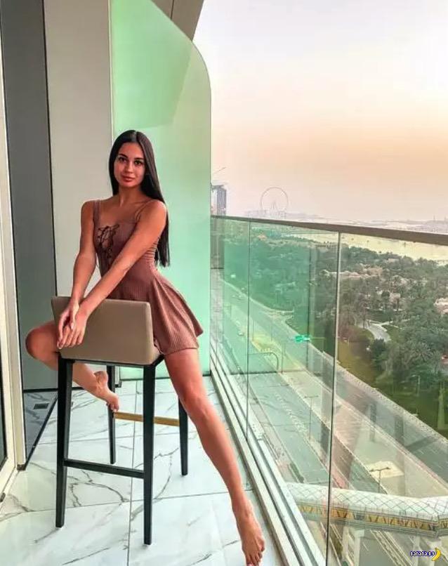 Украинская модель рассказала про СИЗО в Дубае
