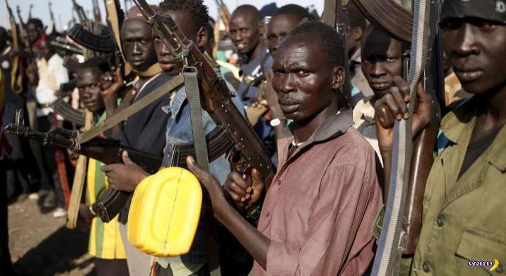 Суданская подлость