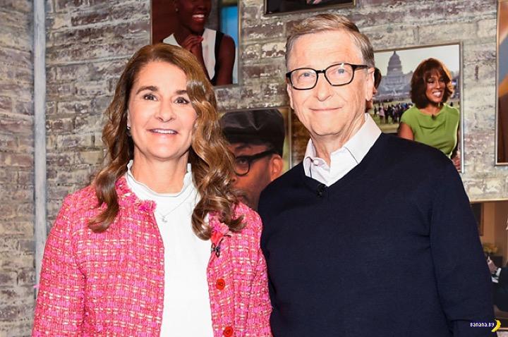 Билл Гейтс разводится