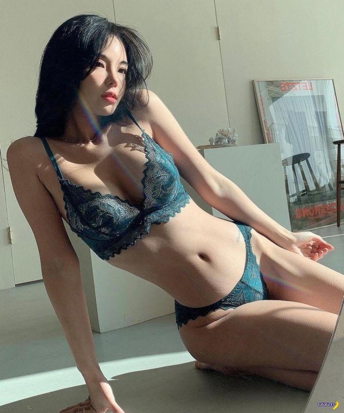 Красивые азиатки - 48