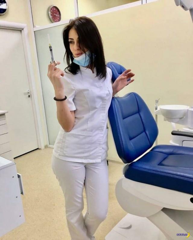 Красивые медсёстры