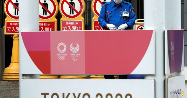 Японцы против Олимпиады