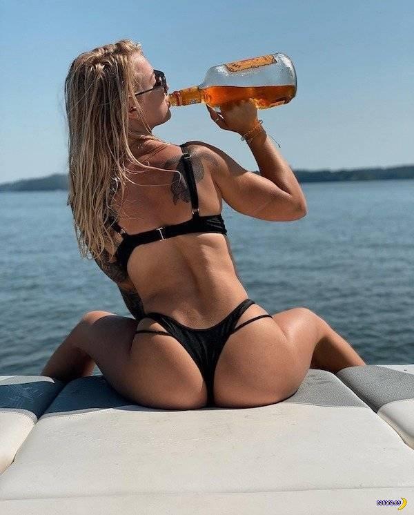 Барышни и алкоголь