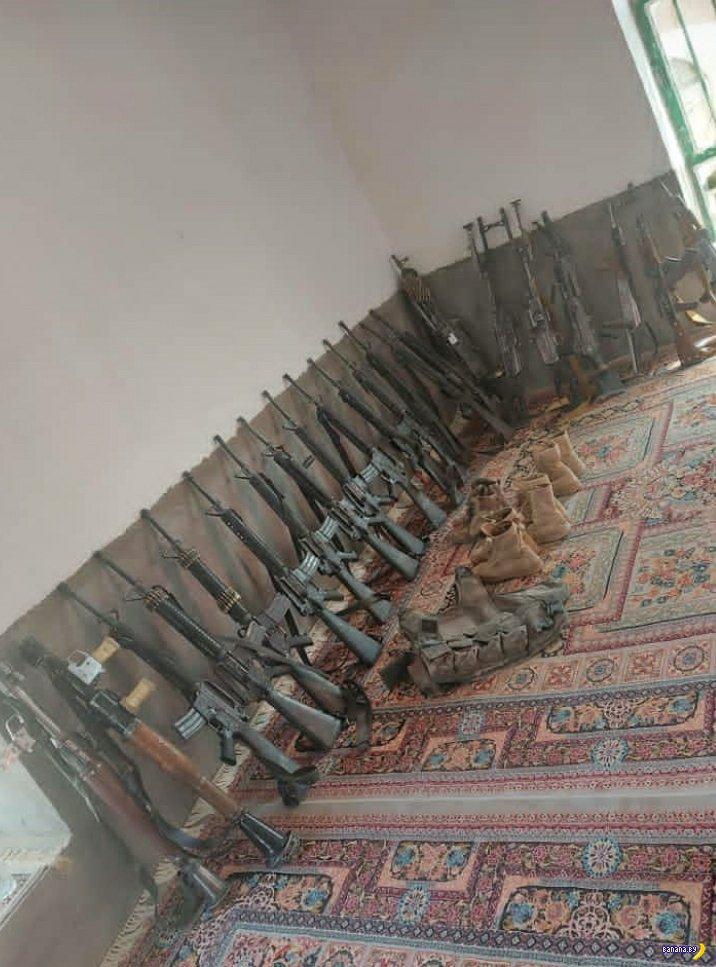 У талибов большой праздник