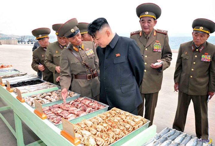 Ким Чен Ын сказал готовиться к голоду