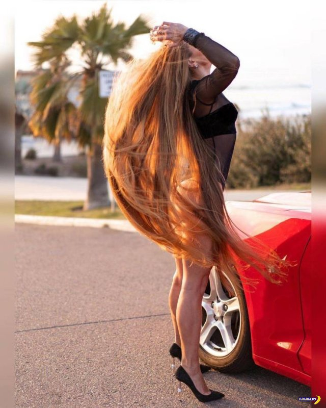Волосы Катерины