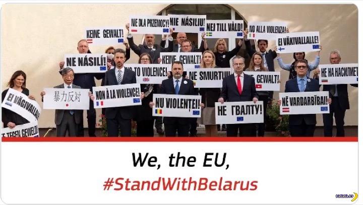 Санкций против Беларуси будет много