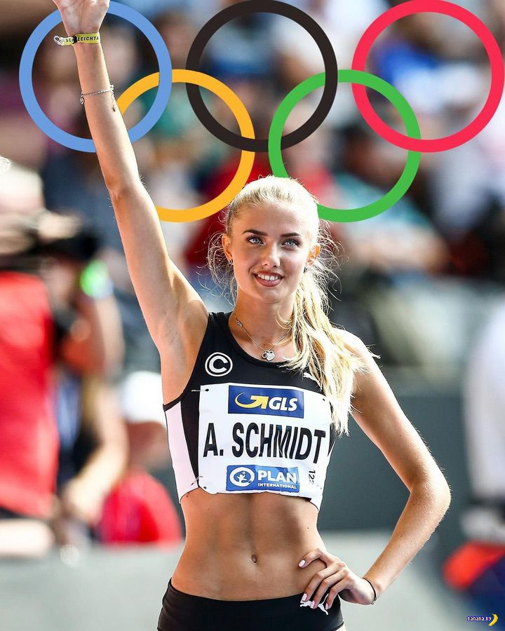 Алиса Шмидт едет на Олимпиаду » banana.by - 50 оттенков жёлтого - Лучше  банан в руке, чем киви в небе!