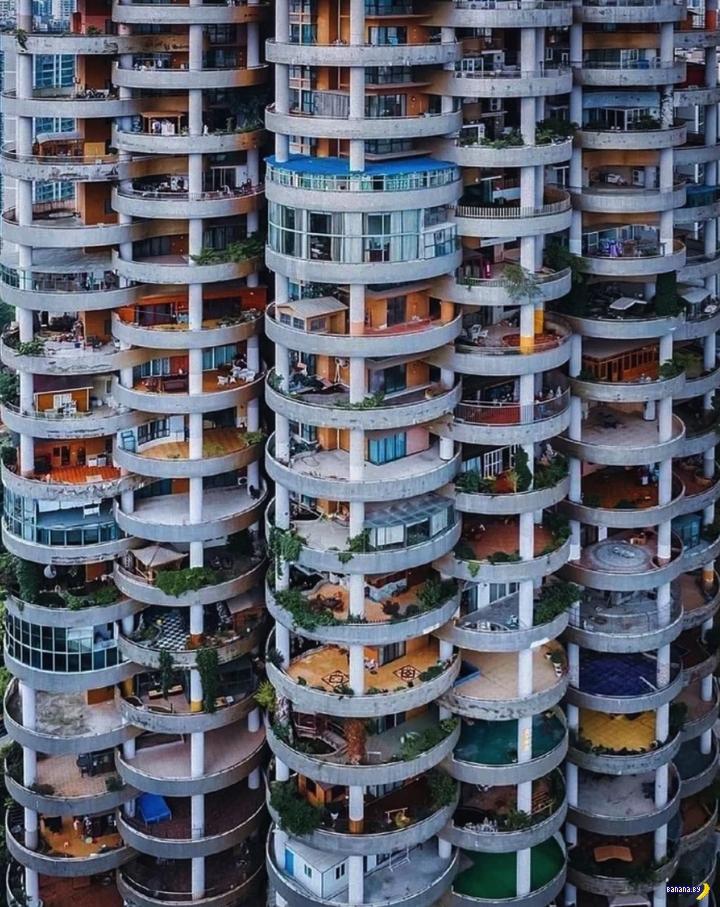 Дом для созерцания в Гуйяне, Китай