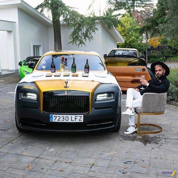 Rich Kids и понты дороже денег