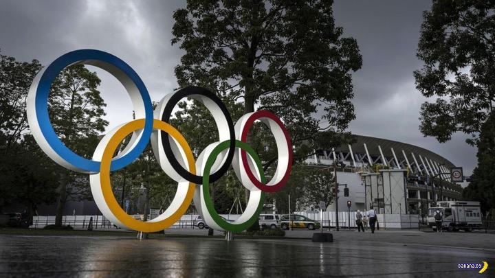 Олимпиада в Токио всё