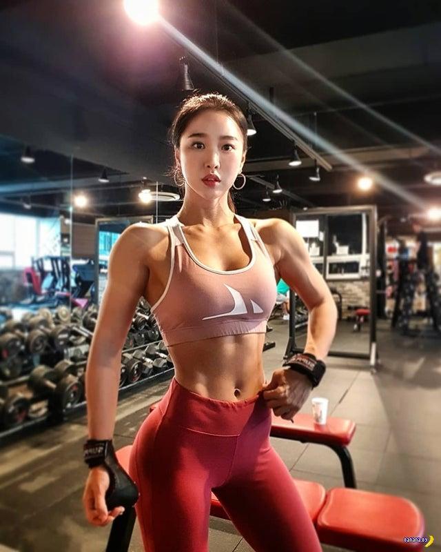 Спортивные девушки - 313