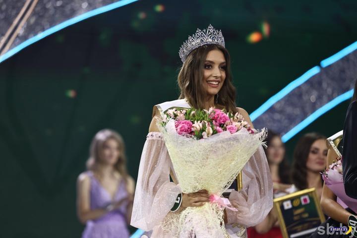 Мисс Беларусь 2021 – Дарья Гончаревич