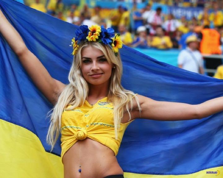 Украиночки из социальных сетей