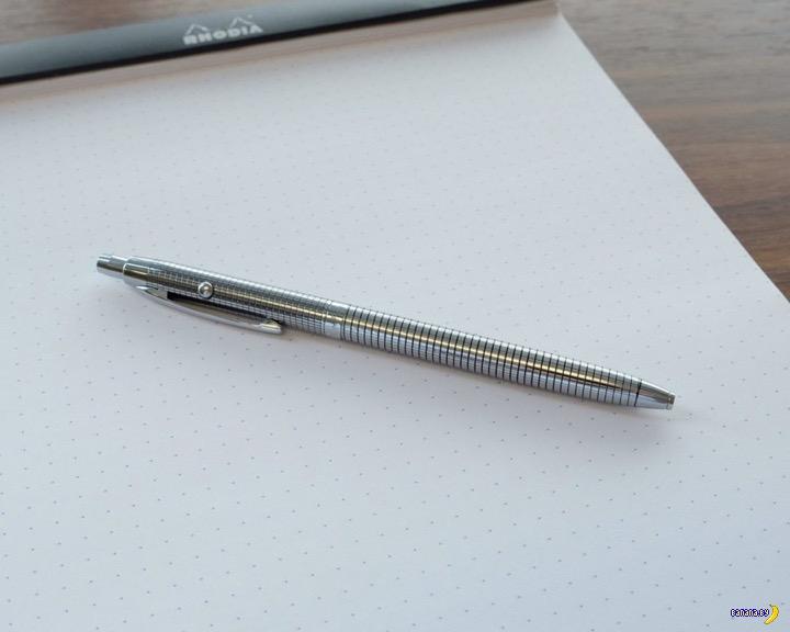 Правда про космическую ручку
