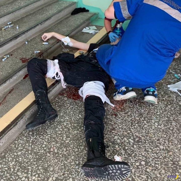 Пермь: Тимур пошёл убивать студентов
