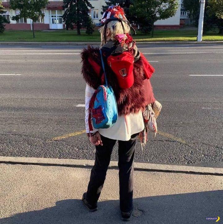 Белорусский модник - уметь удивлять!