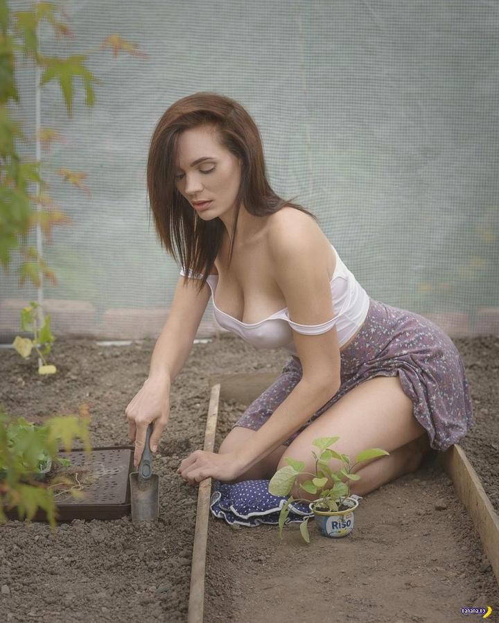 Сельхозработы