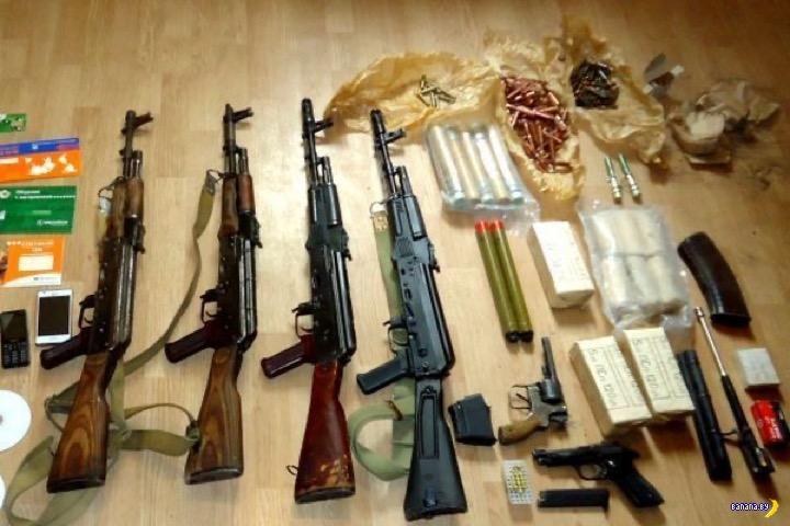 Милиция объявила дни поисков оружия