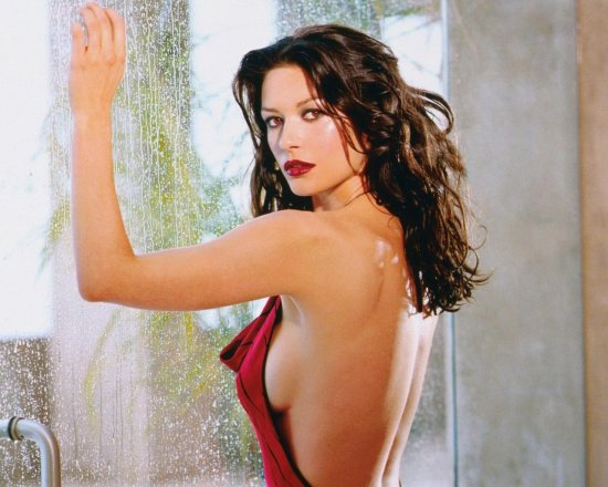 Обои - Catherine Zeta Jones