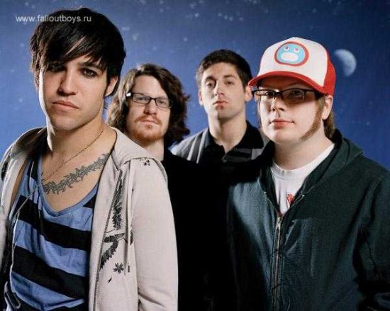 Fall Out Boy!!!