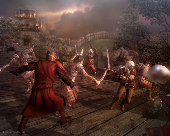 The Witcher - ����� ��������� 26 ������� 2007
