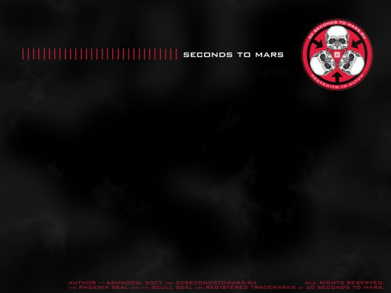 30 Seconds To Mars. ���� + userbars