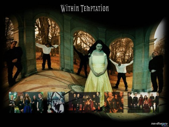 Within Temptation. Обои