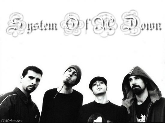 System Of A Down ;)