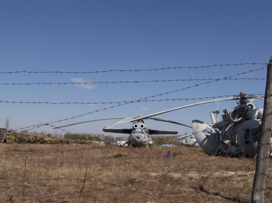 Чернобыль (50 фото)