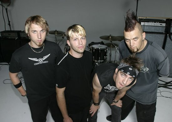 Three Days Grace!