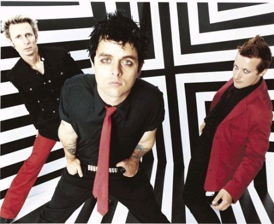 Green Day!