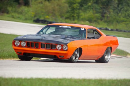 Muscle Car
