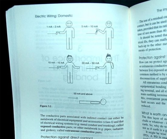 Американский учебник по физике
