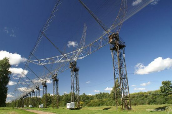 Пущинская радиоастрономическая обсерватория