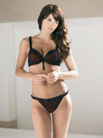 Helena Christensen - Bikini shoot /HQ/