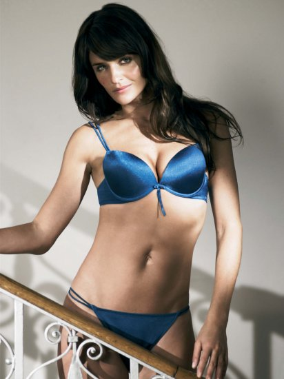 Helena Christensen - Bikini shoot /HQ/