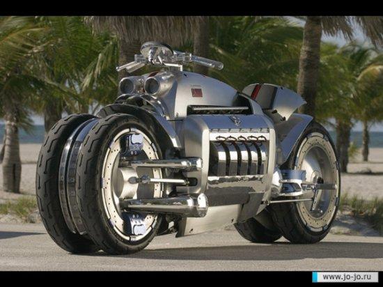 Dodge Tomahawk (мотоцикол-ракета)