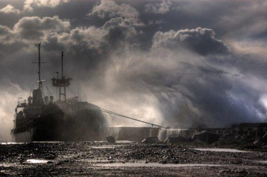 Ураган в Севастополе