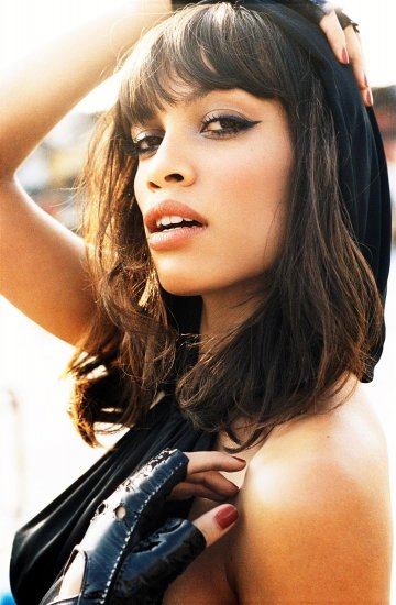 Rosario Dawson - Ellen von Unwerth photoshoot (HQ)