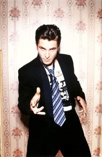 Christian Bale - Ellen von Unwerth photoshoot (HQ)