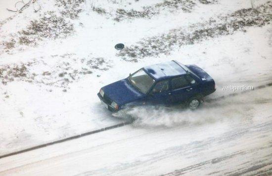 Убить машину за 2 секунды!