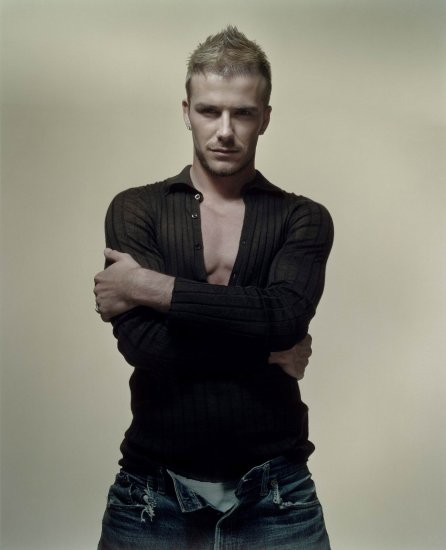 David Beckham photoshoots /HQ/