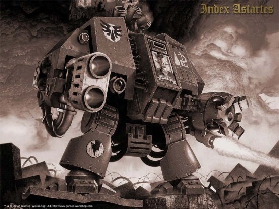 Вселенная Warhammer 40k