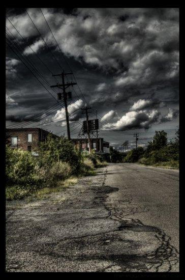 Сталкеровщина. Продолжение темы. Dave Porteus (USA)