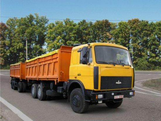 МАЗ как зеркало белорусской промышленности