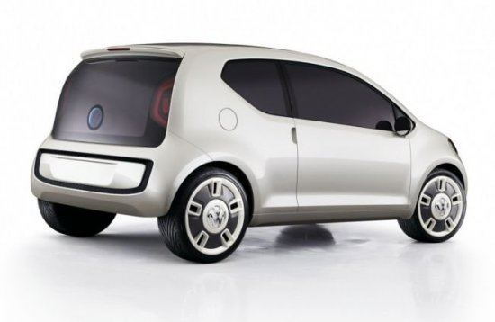 2007 Volkswagen up!