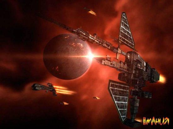 EVE Online отпраздновала выход Trinity